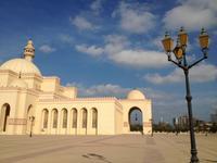 226 Grand Moschee in Manama (Bahrain)