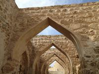 238 islamische Architektur im Bahrain Fort