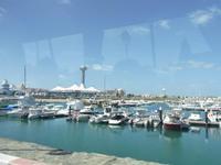 Hafen von Abu Dhabi