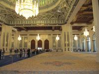 Oman- Sultan-Qabus-Moschee