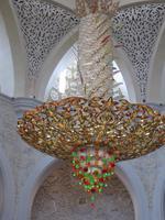 Abu Dhabi -  Große Moschee Sheikh Zayed