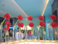 Abu Dhabi - Restaurand Sayed im Hotel Emirates Palace
