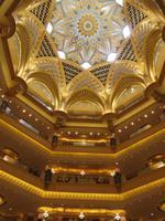 Abu Dhabi -  im Hotel Emirates Palace