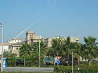 Dubai- Auf der Insel - The Palm-