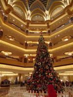 Teestunde im Emirates Palace