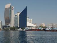 Unterwegs auf dem Dubai Creek