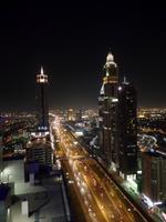 Ausblick von der 43 Etage Sky Lounge