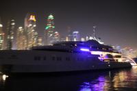 Dubai Marina - Yacht Charter