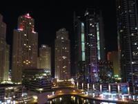 Silvester im Pier 7 in der Dubai Marina