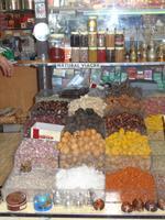 Besuch auf dem Gewürzmarkt