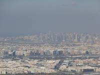 Atemberaubende Ausblicke vom Burj Khalifa