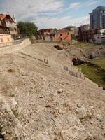 Amphitheater in Durres
