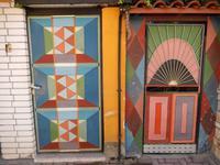 Schicke Türen