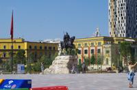 Tirana - Skanderbeg