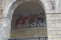 Kruja - Burg - Skanderbeg