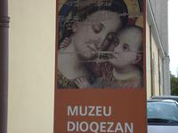 Shkodra: Rundgang: Diözesanmuseum