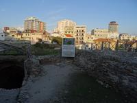 Römisches Amphitheater in Durres