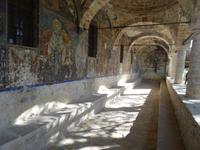 Fresken im Kreuzgang der Nikolauskirche