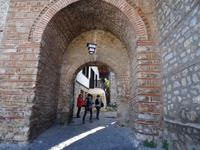 Samuils Festung in Ohrid