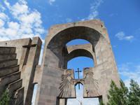 Eingang Etchmiadzin