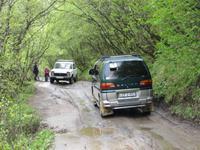 Fahrspaß in den Kaukasus