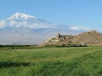 Chor Virap mit Ararat