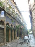 In der Altstadt in Rio de Janeiro