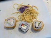 Sushi-Tag auf der Stella Australis