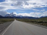 Hinfahrt nach El Chalten - Patagonien mit Fitz Roy im Hintergrund (8)