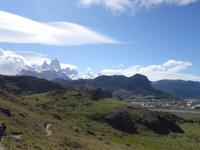 Erste Wanderund zum Los Condores Aussichtspunkt in El Chalten (4)
