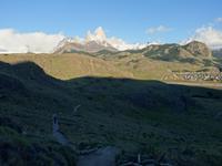Sonnenaufgang bei El Chalten mit Fitz Roy im Hintergrund - Patagonien (14)