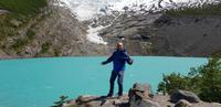 Wanderung zum Huemul Gletscher und Lago del Desierto bei El Chalten - Patagonien (5)