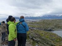 Bootsfahrt und Wanderung am Beagle Kanal - Ushuaia - Feuerland (42)