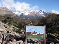 Wanderung zur Laguna de los Tres und Fitz Roy Massiv in El Chalten - Patagonien - Argentinien (29)