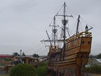 Nao Victoria Schiff bei Punta Arenas (3)