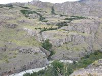 Wanderung zur Laguna Torre im Nationalpark Los Glaciares in El Chalten