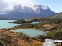 Torres del Paine Nationalpark in Chile