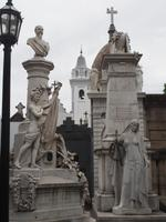Buenos Aires: Friedhof La Recoleta