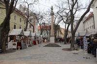 Ostermarkt in Bratislava