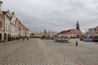 Marktplatz in Telc