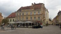 Baden bei Wien, Stadtführung, Hauptplatz