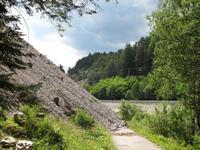 entlang des Drau-Radwegs
