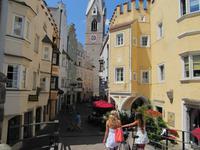 Stadtrundgang in Brixen