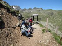 Wanderung auf dem Zettersfeld