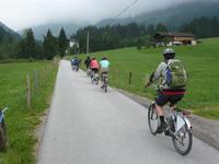 Radreise mit Elektrorädern durch Tirol