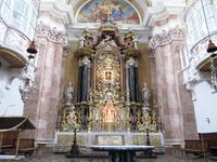 Im Dom zu Innsbruck