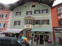 Kitzbühel - Geburtshaus von Toni Sailer