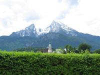Berchtesgaden - Blick zum Watzmann