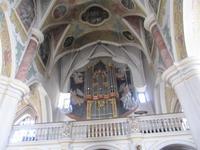 Wasserburg Marienkirche Orgel