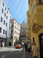 Wasserburg - ein Stadttor